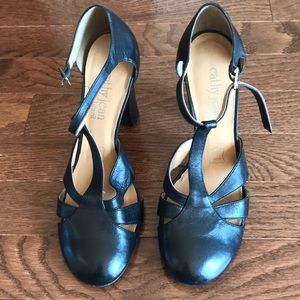 Cathy jeans high heels shoes